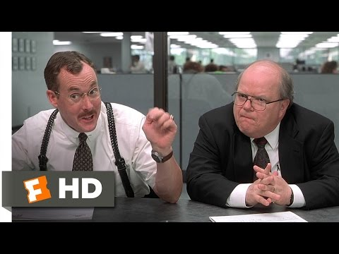 Office Space (1999) - FULL MOVIE - Part 2/10 - Video