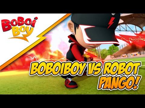 Boboiboy Galaxy Ep 13 : Munculnya Kapten Kaizo Dan