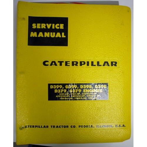 Instruction manual for caterpillar fundamental english