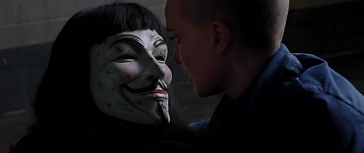 V For Vendetta (640x360) Tamil Dubbed Movie Download, V
