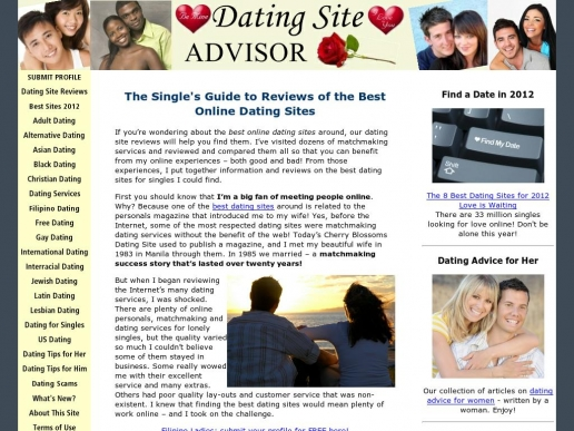 Are any online dating sites worth it