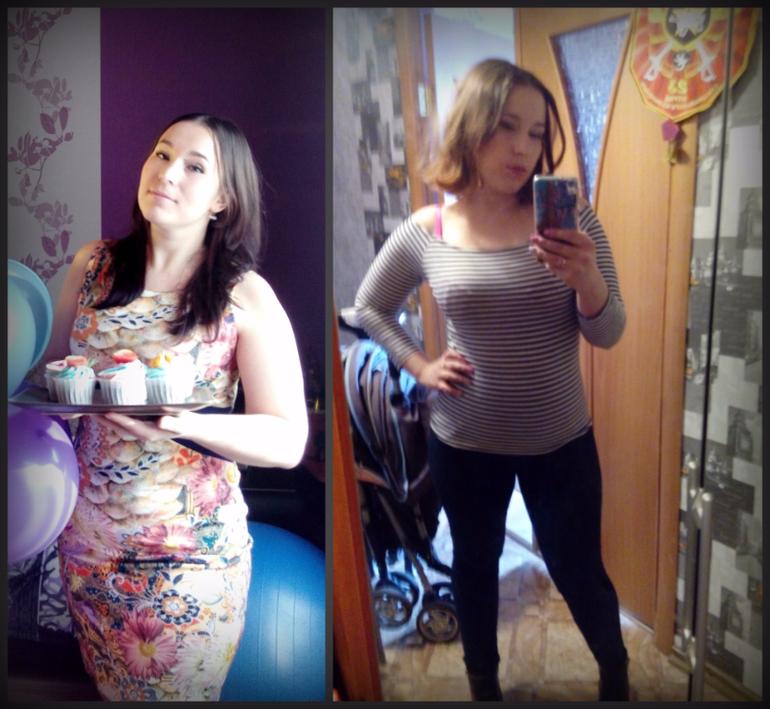 Видео как похудеть быстро после родов
