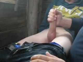 Bondage rope biting flesh