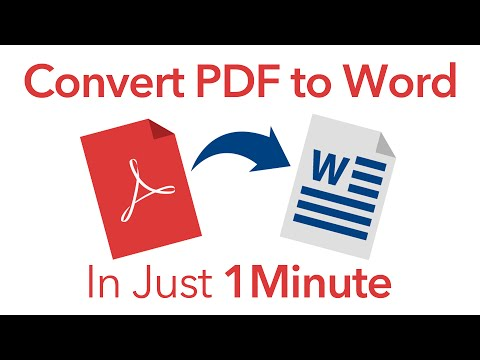 PDF to Word Online Converter - Software Tools