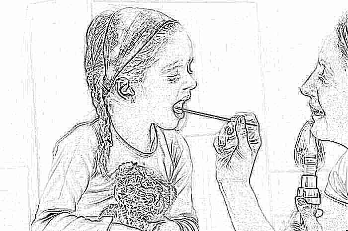 Если болит горло у ребенка до года чем лечить