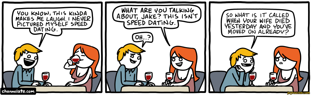know your meme speed dating