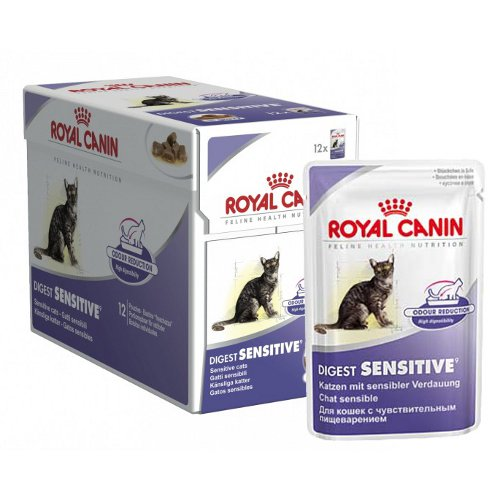 Digest sensitive корм royal canin для кошек
