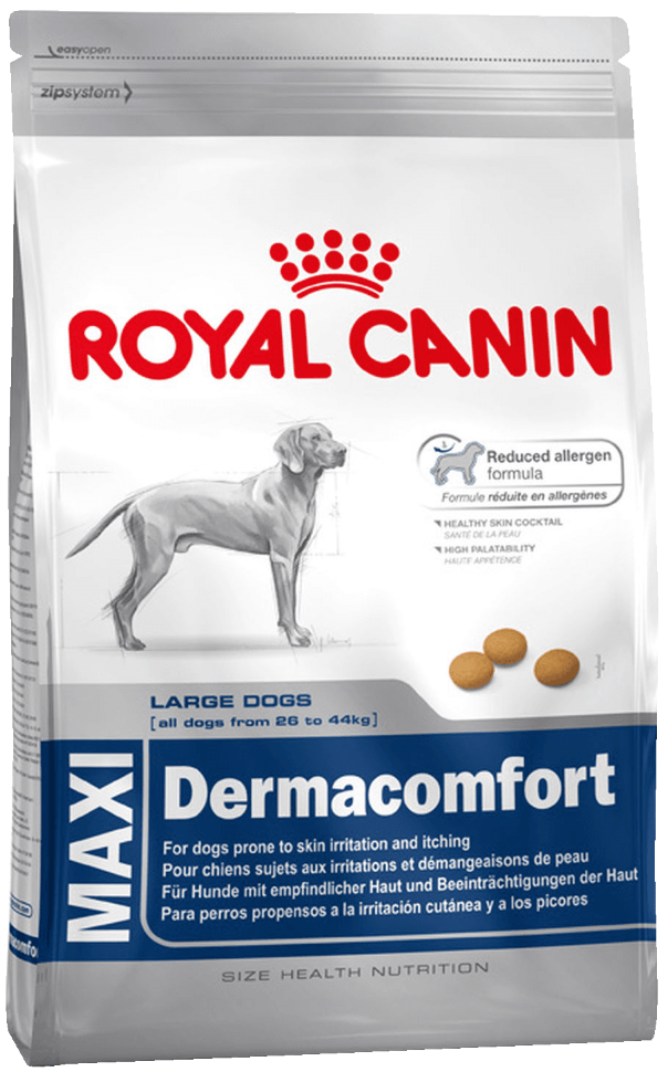 Корм royal canin junior maxi 4 кг