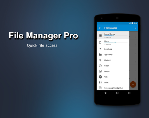 File Manager APK Download for Android - AppsApk