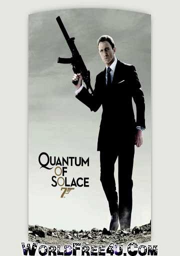 James Bond: Quantum of Solace (2008) Hindi Dubbed Full