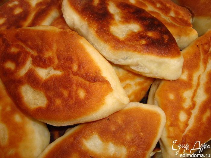 Пирог с маринованными грибами рецепт с фото