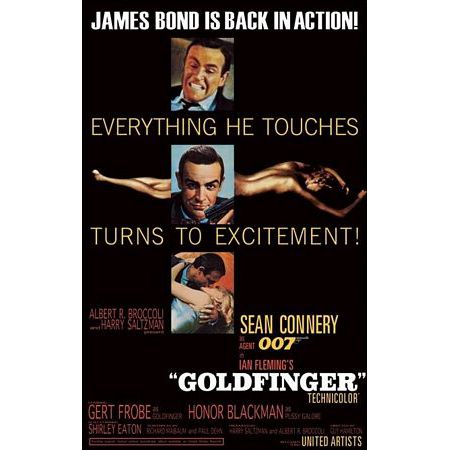 Watch Goldfinger movie full length free - TwoMovies