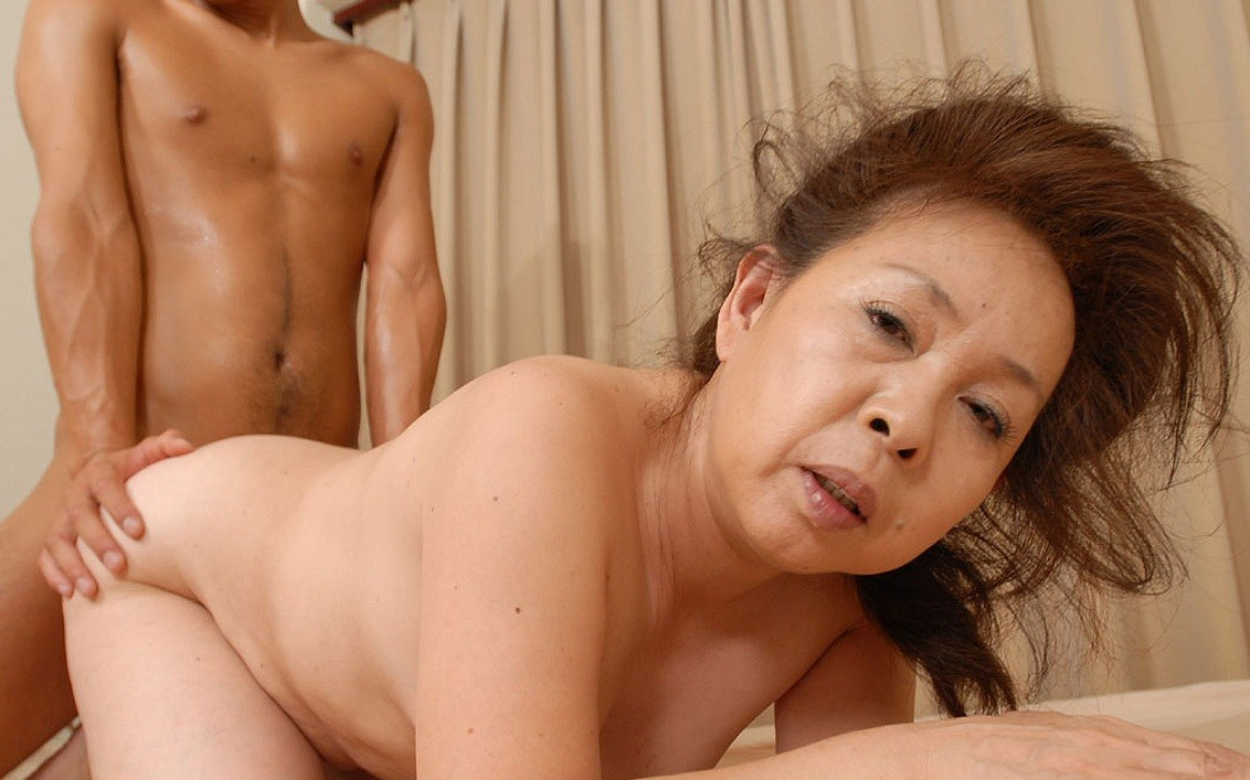 Think, that Asian matures porno