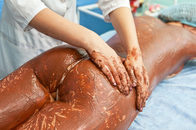 Антицеллюлитное шоколадное обертывание