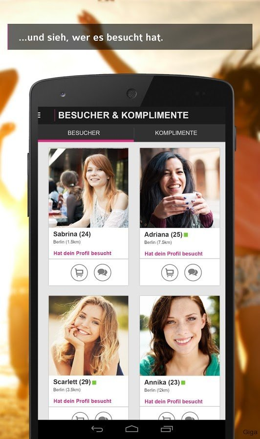 Top 10 dating apps 2014