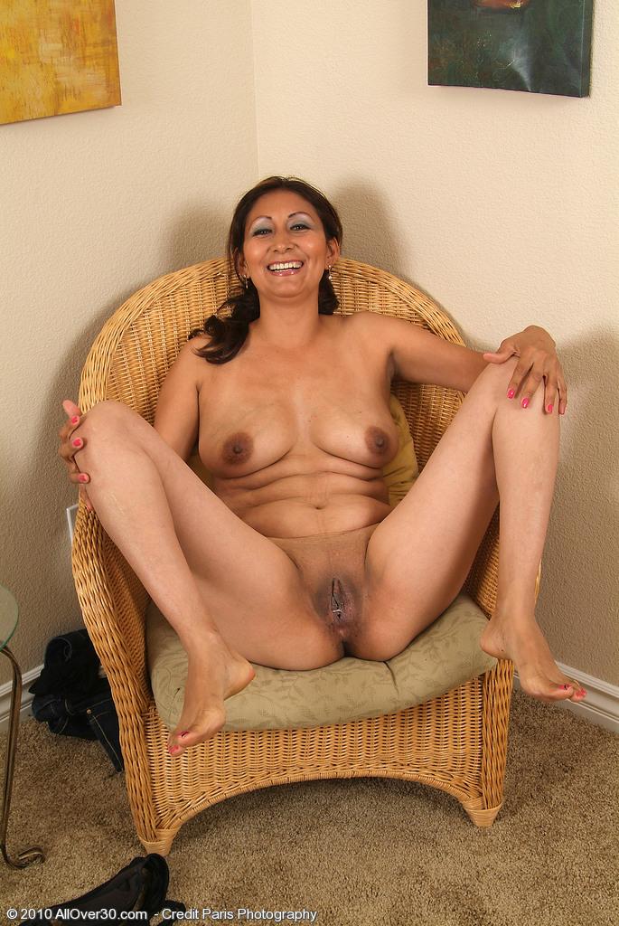 Bbw granny in stockings
