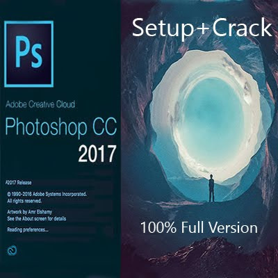 Adobe Photoshop CC 2017 Crack Full Serial Key 32/64