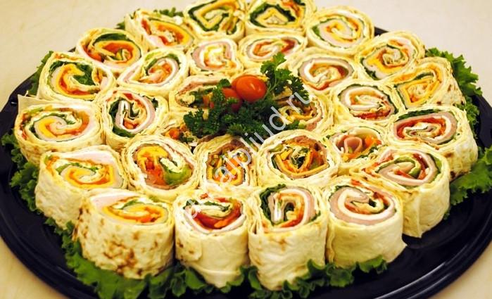 Блюда из лаваша рецепты с фото