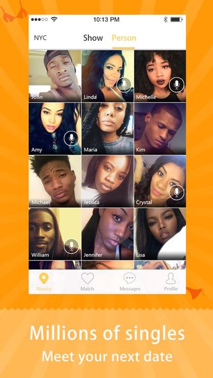 Dating websites black singles