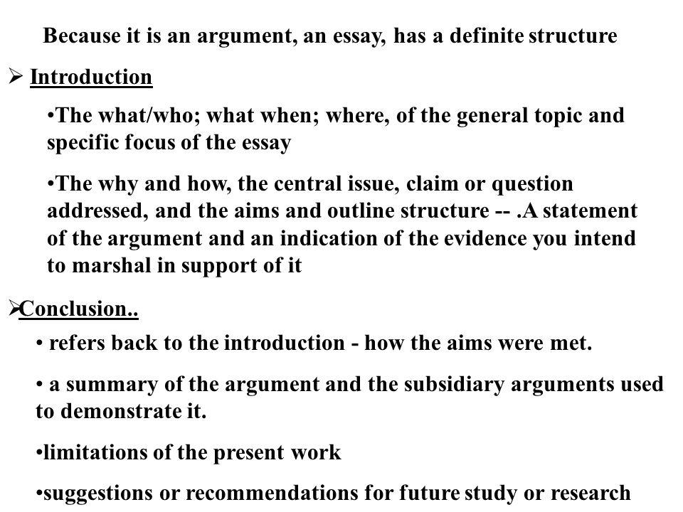 Essay on plagiarism in an argumentative