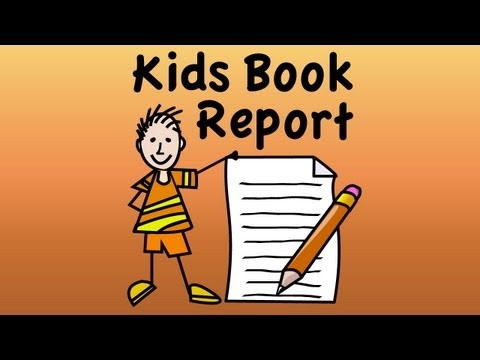 Book Report 3 4 – Free Book Report Worksheet - JumpStart