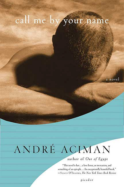 READ ONLINE Call Me By Your Name pdf by Andr