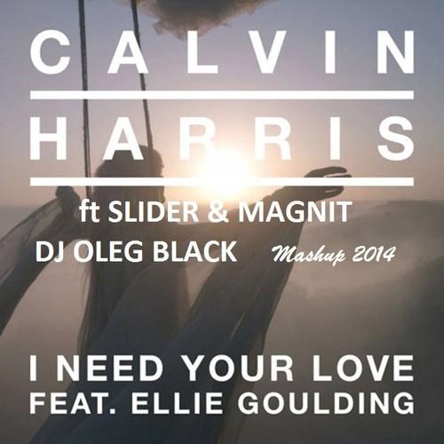 Calvin Harris — How Deep Is Your Love (feat