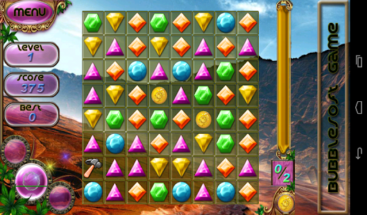 Jewel Match 2 - Free Online and Downloadable Games