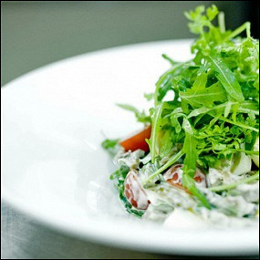 рецепт салата наполеон с грибами шиитаке