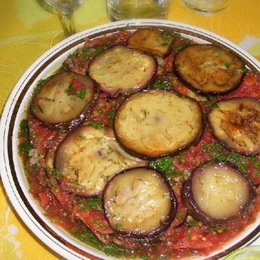 Рецепт Острые баклажаны по‑азербайджански