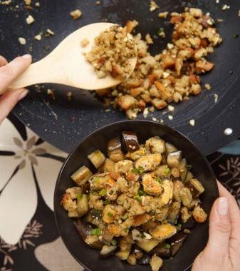 Рецепт Баклажаны вкисло-сладком соусе