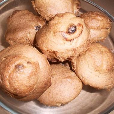Рецепт Быстрые кукурузные безглютеновые кексы