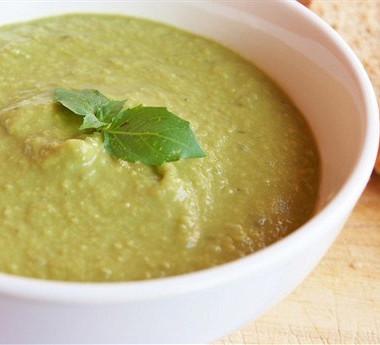 Рецепт Гороховый суп-пюре смолоком