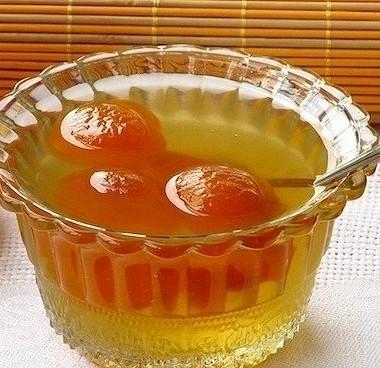 Рецепт Варенье изабрикосов сядрышками