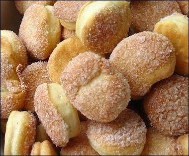 Рецепт Быстрое сметанное печенье