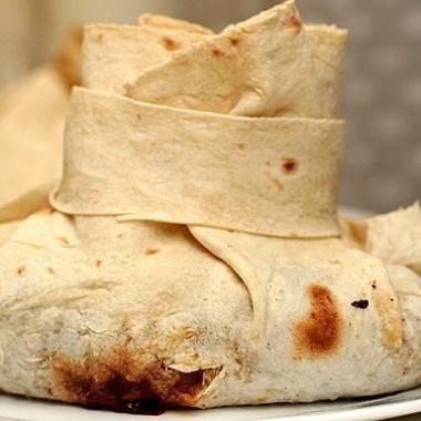 Рецепт Мясо вармянском лаваше
