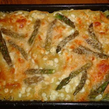 Рецепт Почти вегетарианская лазанья