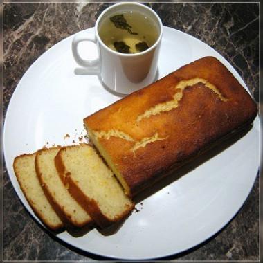Рецепт Летний ванильный кекс