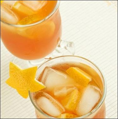 Рецепт Напиток изапельсиновых корок