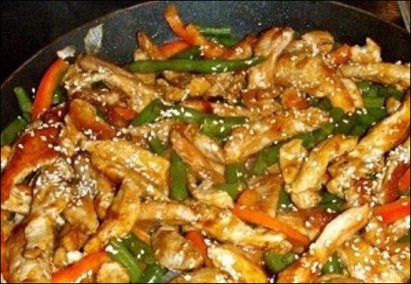 блюда из куриного мяса рецепты с фото