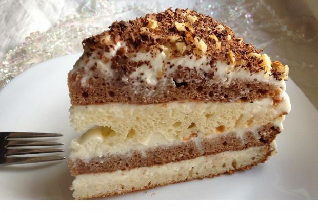 торт из сметаны быстрый рецепт