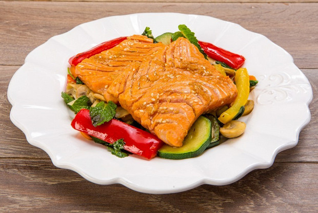 армянские рецепты рыба с овощами