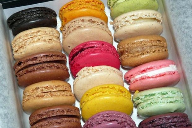 французские пирожные рецепт с фото