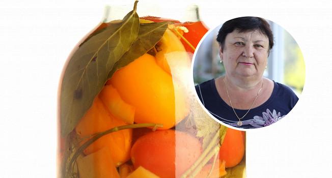 Как мариновать огурцы с помидорами и перцем