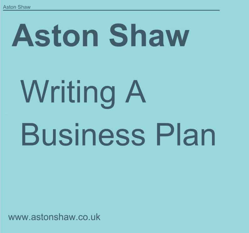 Write my business plan of