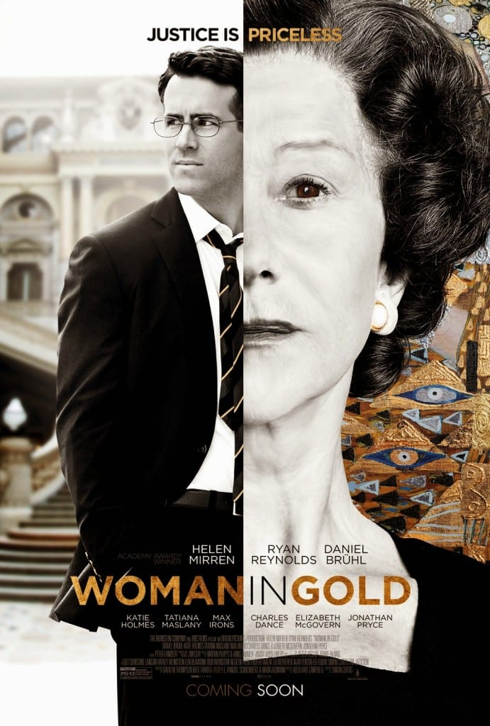 Woman in Gold (2015) Full Movie - Genvideos