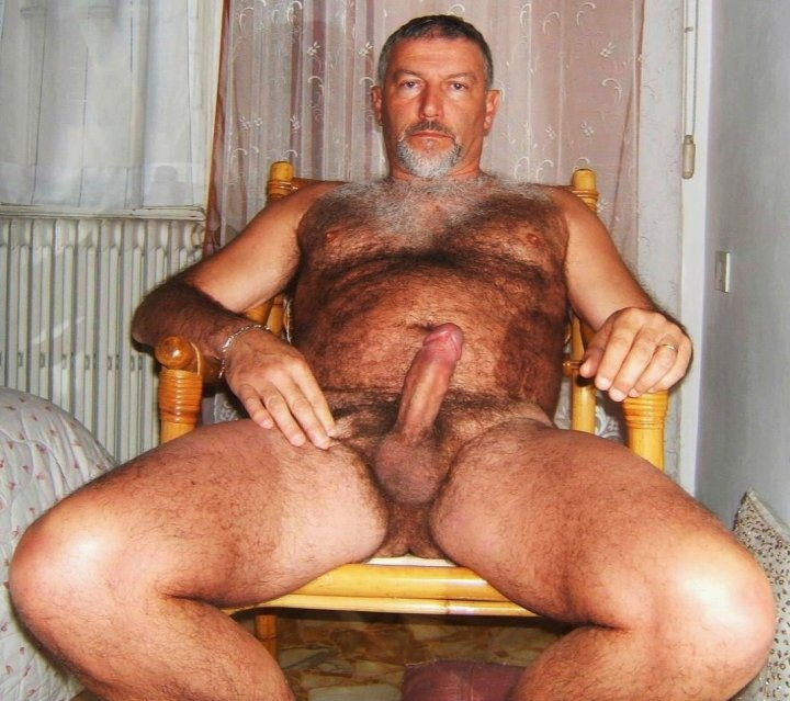 Mature hairy men videos