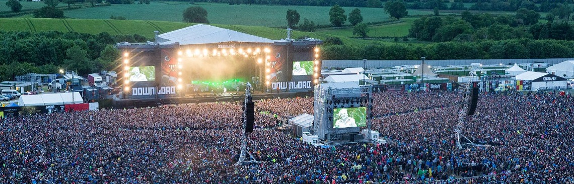 Here's the weather forecast for Download festival - NME