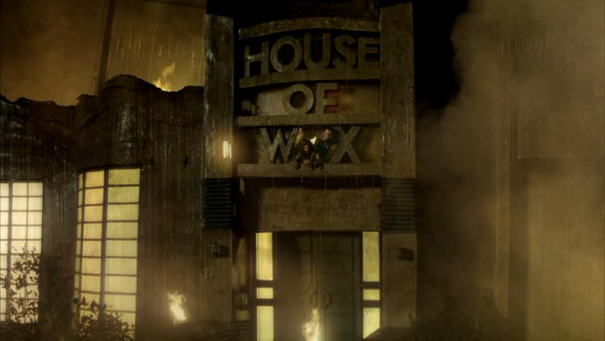 Watch House of Wax (2005) Full Movie Online Free