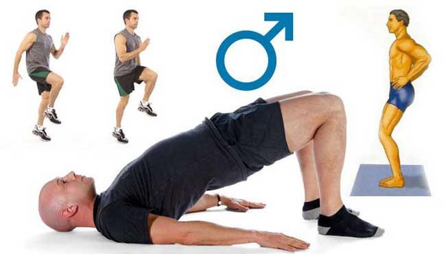 Упражнения для повышения потенции цигун